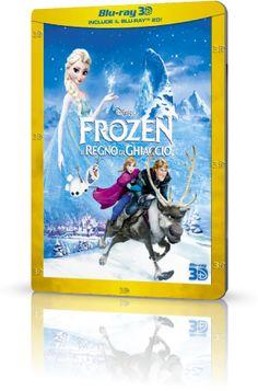 Frozen Il Regno Di Ghiaccio (2013) avi AC3 BRRip - ITA | Feature Magazine