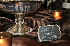 Elegant Wedding Chalkboard Silver Metal Frames LISA style by LetsTalkChalk!  $28.00