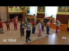 Rozcvička-naše školka - YouTube Basketball Court, Wrestling, Youtube, Sports, Musica, Children, Lucha Libre, Hs Sports, Excercise