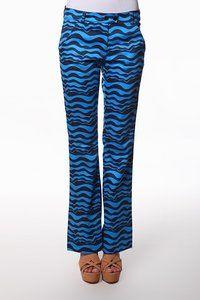 Calça Alfaiataria Zebra Olook | Olook
