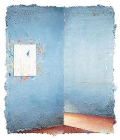 Kante, Öl auf Leinwand, 67 x 55 cm, 2014