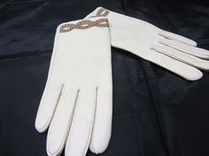 Vintage Novakid by Aris Womens Size M Gloves by JaysTreasures, $10.00