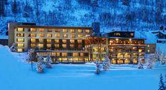 *ATLAS, UTAH~Alta's Ruster Lodge is a ski in, ski out luxury hotel at the base of Alta Ski Resort.