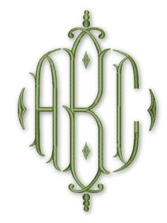 Cheap Embroidery :: Monograms Monogram Bedding, Monogram Towels, Monogram Letters, Free Monogram, Embroidery Monogram Fonts, Hand Embroidery Designs, Modern Embroidery, Embroidery Ideas, Machine Embroidery Projects