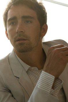Lee Pace - He had to go and be in Breaking Dawn. Ruined