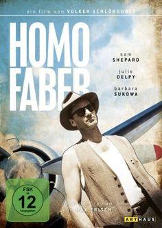 Homo Faber, Regie: Volker Schlöndorff, 1991 | Nach dem Roman von Max Frisch. www.redaktionsbuero-niemuth.de