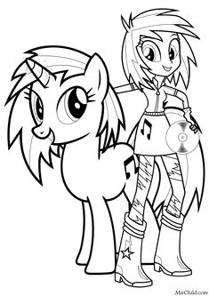 Free Adult Coloring Pages, Cute Coloring Pages, Coloring Pages For Girls, Coloring Sheets, Coloring Books, Disney Cartoon Characters, Disney Cartoons, My Little Pony Coloring, Unicorn Pictures