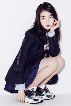 IU #Fashion #Kpop