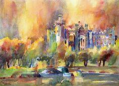 Richard Marsh @RichardMarshArt   Winsor and Newton I always use your 'Artist Watercolours'! for my #watercolour #paintings  http://www.richardmarshart.uk  pic.twitter.com/HHgFYHhibs