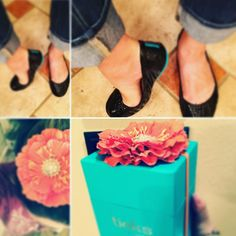 Loving my first pair of #tieks #obsidian #black.  anyone else tried #tieksbygavrieli ?