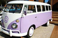 Violet Eventos - Volkswagen T1 - Furgoneta hippie - Bodas