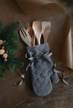 Christmas DIY Gift wrap with Avfall Sverige and the blog Trendenser