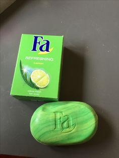 Het is hem: de enige echte met de geur van vroeger: wilde limoenenversie van Fa.