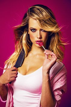 Hannah Ferguson | Hannah Ferguson continues to kill it, and her latest for Galore is no ...