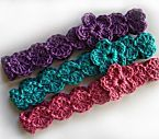 Diademas de crochet: Patrones gratuitos [FOTOS]