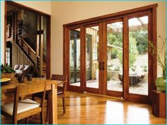 Pella 4 Panel Sliding Glass Door   Homeowners Enjoy Creating Basic  Illusions In Their Homes. Closet Doors Are Fantastic Pro