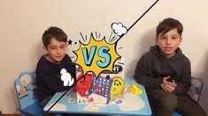4 GEWINNT - Strategiespiel | Hasbro ❤️❤️❤️❤️ Wenn euch unsere Videos gefallen, freuen wir uns sehr über einen Daumen nach oben 👍 und ein Abo von euch (kostenlos): www.youtube.com/MakrisBros damit ihr keins unserer Videos verpasst. ❤️❤️❤️❤️