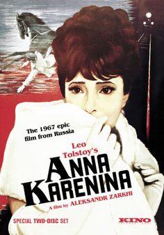 Anna Karenina (Película : 1967) / director, Alexander Zarkhi http://fama.us.es/record=b2653675~S16*spi