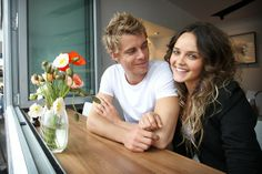 Actress Rebecca Breeds played Ruby Buckton on the popular Australian soap Home and Away and is now being courted by Hollywood.