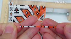 طريقه الكوليه الخرز علي النول الجزء الثالث بالشرح الكافي للمبتدات3 Beading Projects, Friendship Bracelets, Beaded Bracelets, Beads, Youtube, Patterns, Jewelry, Pearls, O Beads
