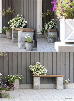 10 Cool DIY Outdoor Bench Projects You Will Love 10 Cool DIY Outdoor Bench Projects You Will Love The post 10 Cool DIY Outdoor Bench Projects You Will Love appeared first on Outdoor Diy. Back Gardens, Small Gardens, Outdoor Projects, Garden Projects, Diy Projects, Back Garden Design, Garden Nook, Backyard Ideas For Small Yards, Diy Garden Decor