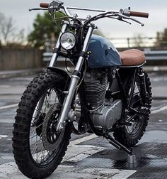 NOW AND THEN | overboldmotorco:   Crazy bike by @auto_fabrica ...