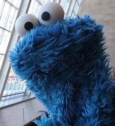 Cookie Monster shares some silly shower thoughts Watch Cartoons, Disney Cartoons, Cookie Monster Puppet, Elmo And Friends, Elmo World, Fraggle Rock, Favorite Cartoon Character, Jim Henson, Cute Faces