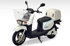 Terra Motors Introduces 150km Electric Cargo Scooter - EVWORLD.COM