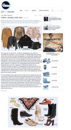 """1st-blue / Sommer 2015 must-have der """"Fransen-Look""""  und ganz vorne mit dabei das Label MAZE Fashion   #perlepr #maze_fashion  #1stblue #fransenlook #hippiestyle #leather #leatherjacket  #fashion #ss2015 #summer #spring"""