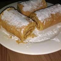 Arrollado de dulce de leche (como lo hacía mi abuela) Puerto Rican Recipes, Pan Dulce, Cake Shop, Sweet Cakes, Dessert Recipes, Desserts, Sweet Bread, Fudge, Sweet Recipes