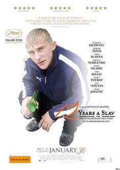 Every day millions of people have to wake up as a slav. Bogan Karadzic made a film about his experiences.
