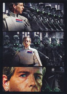Star Wars Rogue One artwork