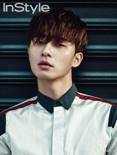 Park Seo Joon Charms Fans With His Brooding Eyes for InStyle