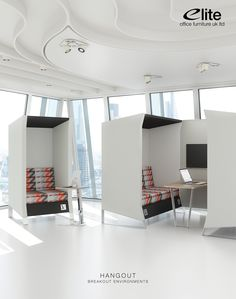 Hangout - Breakout Environments from Elite Office Furniture UK Limited