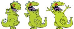 I always wanted a Reptar doll..... Oh rugrats