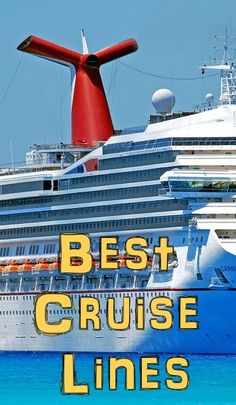 TOP BEST NEW CRUISE SHIPS IN Travel Pinterest Cruise - Family cruise ships