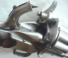 Le Matt revolver in 11 mm French cal..