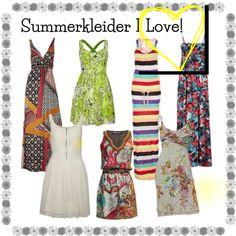summerkleider