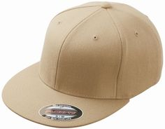 Flexfit® шапка с плоска козирка