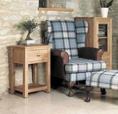 buy baumhaus mobel oak 1 drawer lamp table online by baumhaus furniture from cfs uk at unbeatable price