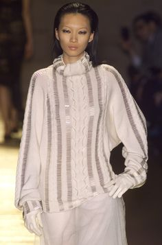 Laura Biagiotti fall 2001
