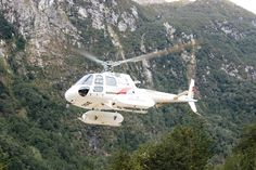 Some cruises have the option of flying in to meet the Milford Wanderer on day one of your trip
