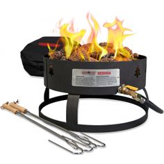 Camp Chef Sequoia Fire Pit