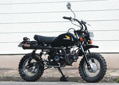 Honda Monkey by SHIFT UP