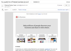 Queith.net forma parte de Pinterest para Empresas #lifestyle #blogging