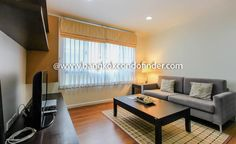 2 Bedroom Condo for Rent at Lumpini Suite Learn more of this building & available condos or apartments for rent, go to:   http://bangkokcondofinder.com/bangkok-condos-for-rent/ This 2 Bedroom Condo for Rent at Lumpini Suiteon freehold at 45,000 Baht/month. Furnished 70 square meters with fine engineered wood floors, flat walls, and large windows with sheers and curtains. Modern minimalist vibe with fine, contemporary furniture throughout. A sunken sofa, coffee tab