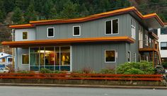 The Evergreen Building, #LEED Silver, Alaska, by MRV Architects