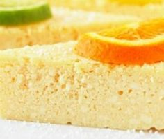 Baked Ricotta Citrus Cake: With the fresh zing of lemon, lime and orange, this ricotta cake is bursting with flavour and moist goodness.