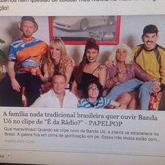 """LANÇOU """"É da Rádio?"""" Corre pro @papelpop  by bandauo"""