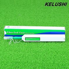 KELUSHI One- click Cleaner Fiber Optic Cleaner SC cleaning tool 2.5 mm Universal Fiber Optic Connector Cleaning Pen